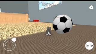 Kitten simulator (симулятор кота) Gameplay. Android games.