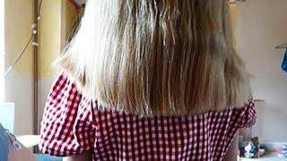 Мать заметила, что волосы дочки становятся короче, а потом она узнала ужасающую правду