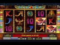 Crazy Bonus Round And Big Win On Book Of Ra Slot Machine