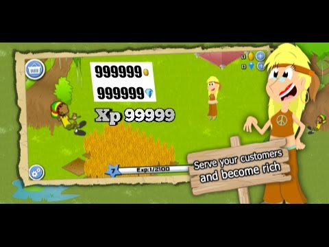 How to make coins and gems in ganja farmer