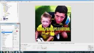 Como fazer imagens com frases no Photoscape.
