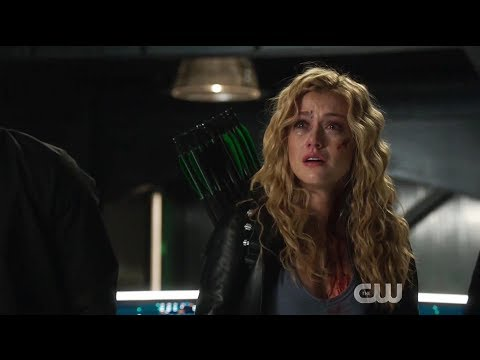 Arrow 8x03 Ending William, Mia And Oliver Meet