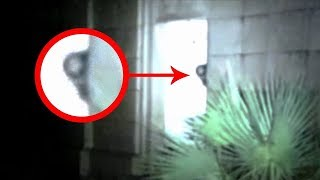 Top 10 Mysterious Real Ghost Caught On Camera - Scary Paranormal Activity Videos