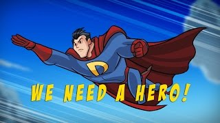 We Need A Hero! - JinnyboyTV