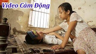 Cô Bé Nghèo Nuôi Em Ăn Học ❤ Câu Chuyện Cảm Động - Trang Vlog