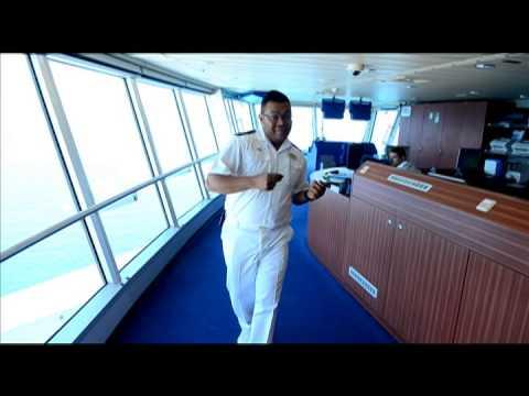 "Norwegian Cruise Line "" Happy Jade"""