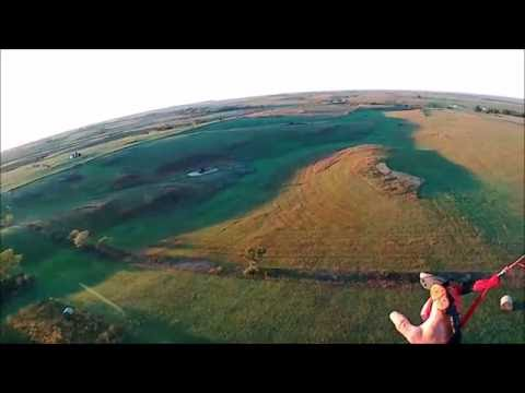 My First Paramotor Flight Away from Training