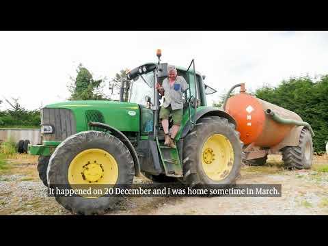 Farm Safety Week 2018 - Tommy Moynihan