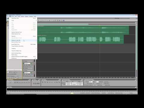 Adobe Audition  Basics  Lesson 4  Adding Music