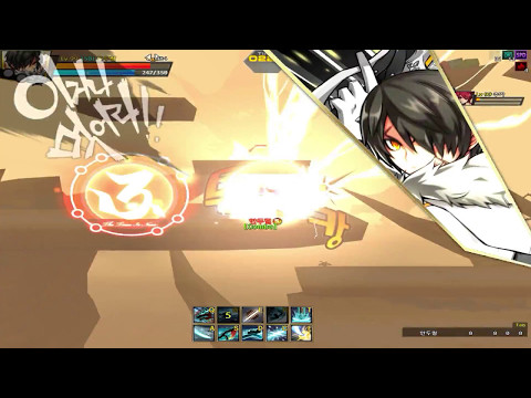 [Elsword] Blade Master 1v1 PvP