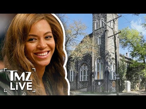 Beyonce Buys A Church! | TMZ Live