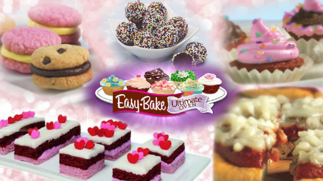 Easy bake oven recipe compilation youtube easy bake oven recipe compilation forumfinder Gallery