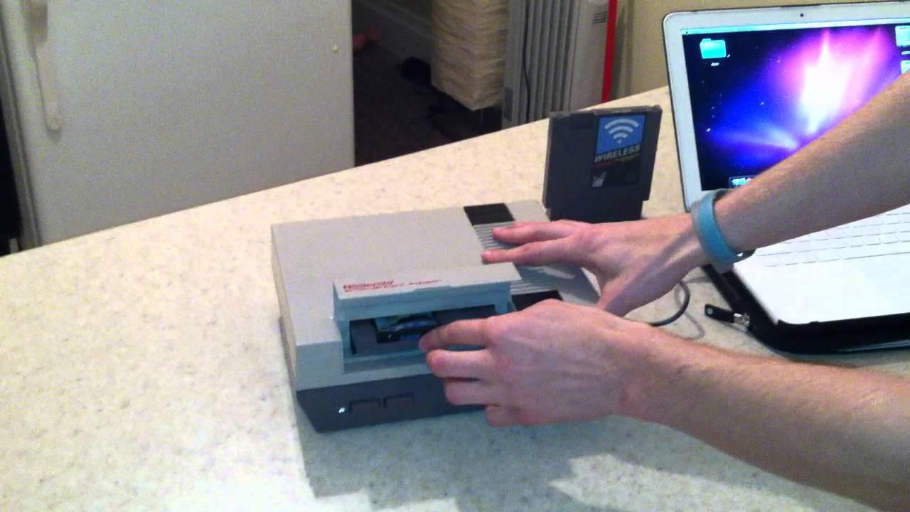nes cartridge hard drive