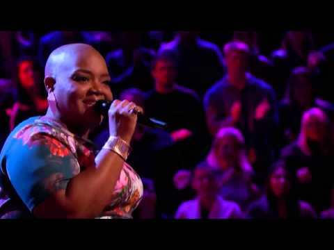 █ The Voice 2015 █ Top 10 Knockouts ♫ Tonya Boyd Cannon ♫  I Wish