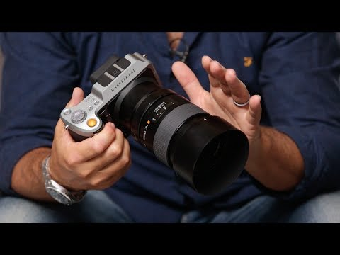 3. Hasselblad X1D Lens Options