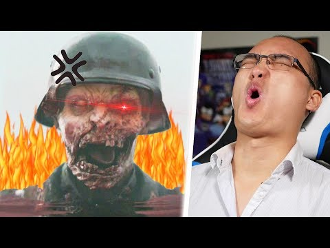 NOUVELLE MAP DE ZOMBIES ! | Call of Duty WW2
