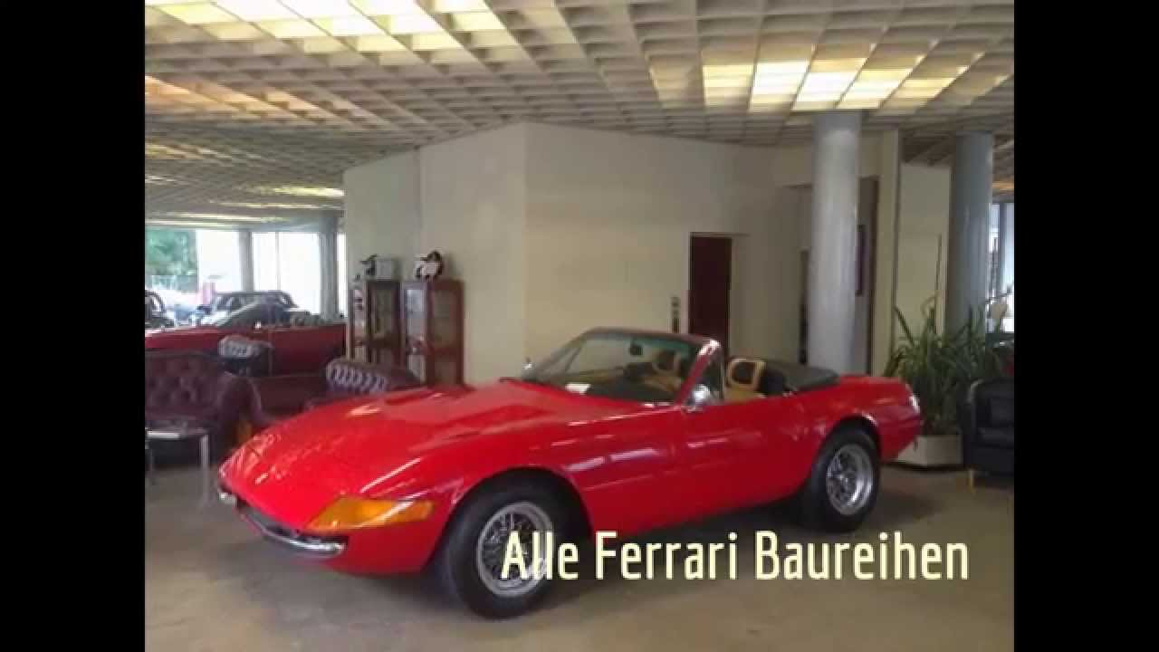 ferrari fahrzeuge zahnriemenwechsel berlin zahnriemen freie werkstatt youtube. Black Bedroom Furniture Sets. Home Design Ideas