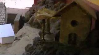 Making Of Best Christmas Crib In 2010 (hd)