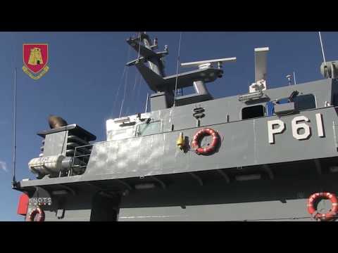 KNOTS S03 E21 - The AFM Maritime Squadron Special Programme