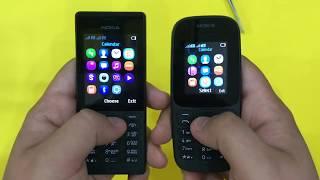 Nokia 150 vs Nokia 105