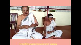 Karthaveeryarjuna Japa - Pooja to get back lost money