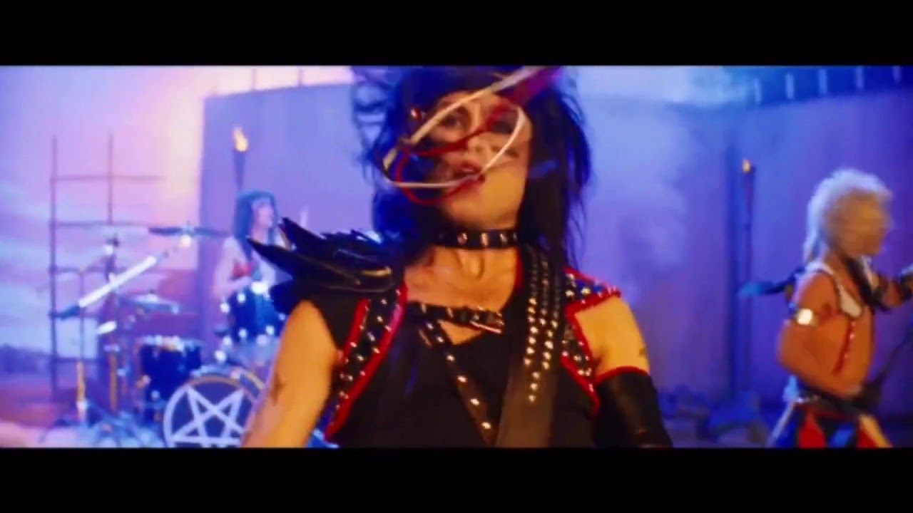 The Dirt - Looks That Kill Mötley Crüe Remake