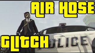 GTA 5 Online Air Hose Glitch