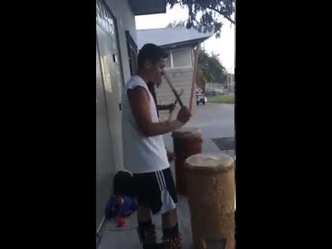 Aztec Drumming