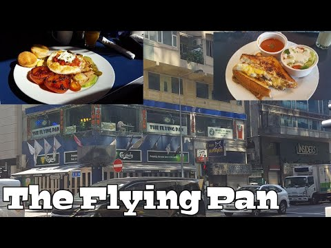 Episode 2: The Flying Pan