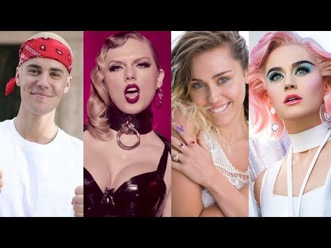 Thumbnail: Most Subscribed Singers on Youtube