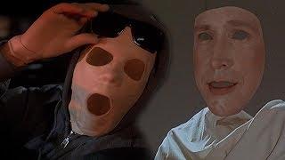 Провальные фильмы про невидимок. Невидимка 2000, Исповедь невидимки 1992