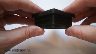 Заглушка для трубы 60x60(, 2013-08-23T05:36:55.000Z)