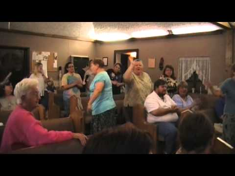 gateway ternacle clip 5/11/09-outpouring of Spirit