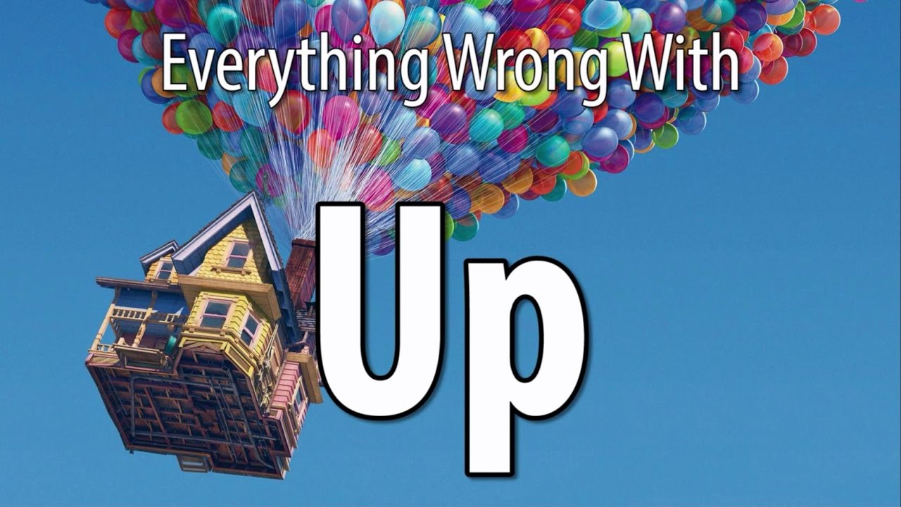 everything wrong with up