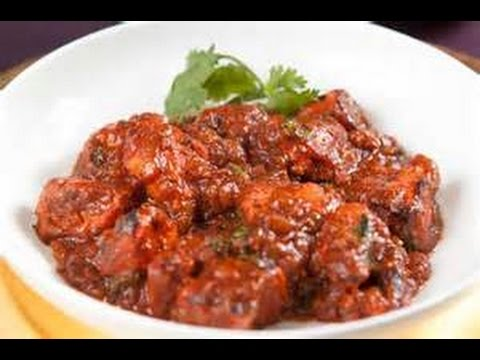 Chicken Masala Dry How To Prepare Indian Recipe In HindiAreem Cooking