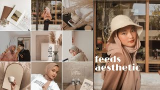 tutorial feed instagram aesthetic - Salma assyfa screenshot 2