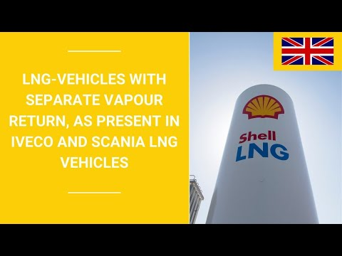 LNG-Vehicles with separate vapour return, as present in Iveco and Scania LNG vehicles