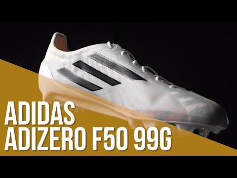 Review adidas adizero F50 99 gramos