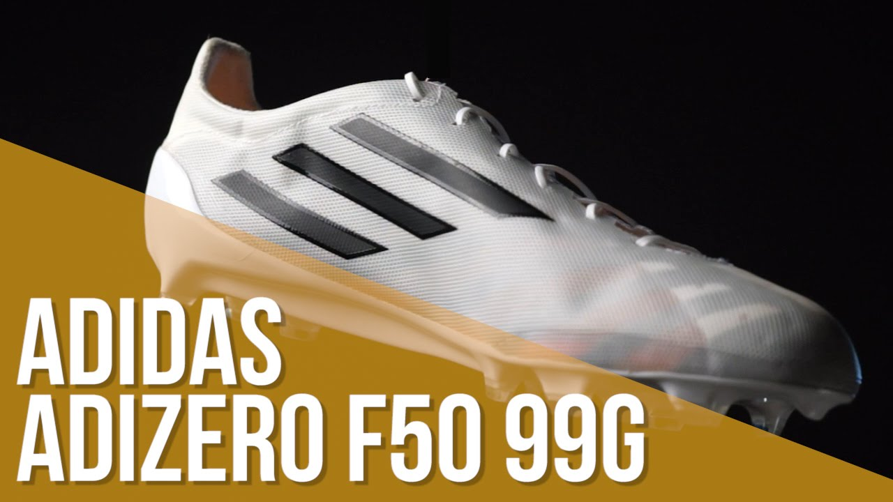 the latest aa8d0 c2aac Review adidas adizero F50 99 gramos. Fútbol Emotion