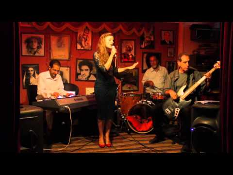Blue Skies Heather Andrews Jazz