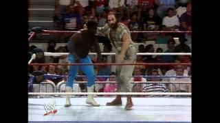 WWE Alumni: Skinner vs. Koko B. Ware
