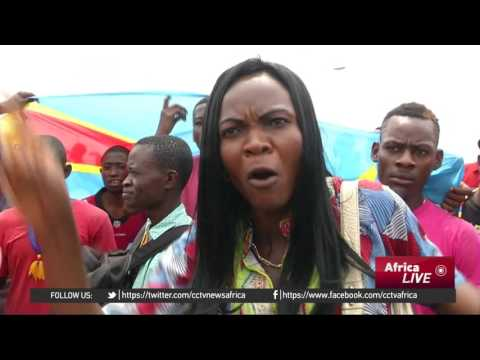 DR Congo: Team returns to hero's welcome in Kinshasa after CHAN win