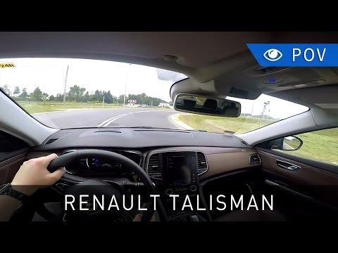 2016 Renault Talisman Energy dCi 160 EDC Intens - POV Drive | Project Automotive