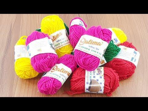 Color woolen craft idea for beautiful home decor | Best craft idea | DIY arts and crafts