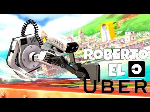 ROBERTO EL UBER