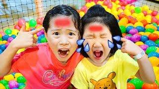 Boram et histoires Boo Boo Chansons pour enfants dans indoorplayground HARBOUR LAND