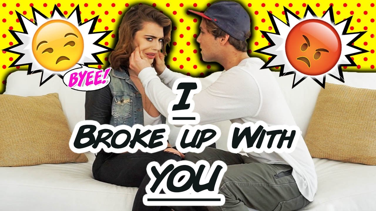 how to break up with someone youve been dating Here's how to tell if it's time to break up or not you've been hurt in maybe you didn't give yourself enough time to get over your ex before dating.