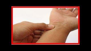 Traitement naturel pour les mains et les poignets douloureux
