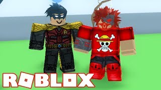 Roblox → ONE OF THE BEST SUPER HEROES GAMES!! -Injustice OA BETA 🎮