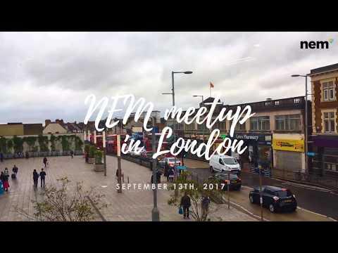 London Meetup - NEM Use Cases - Sept 14, 2017